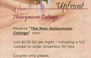 Click to Reserve the Honeymoon Cottage
